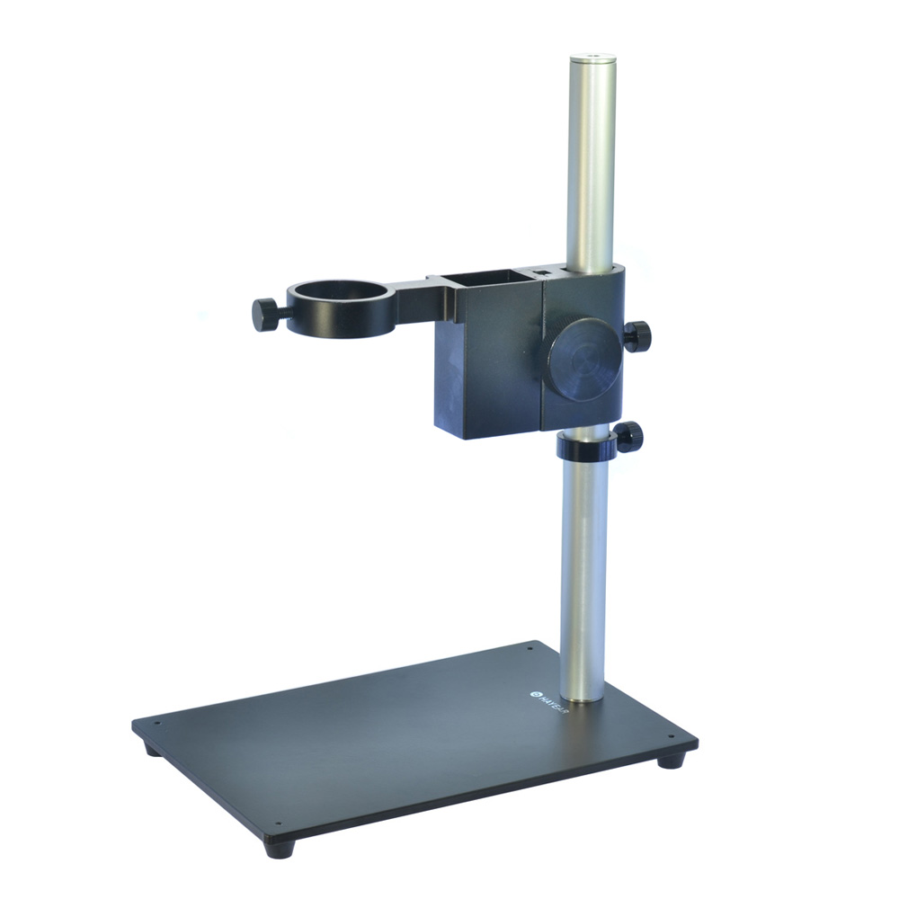 Small Sized Microscope Table Stand Industrial Camera Small Bracket 42mm Ring Holder HY-12A